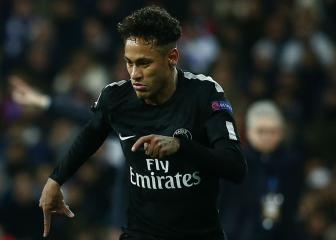 Neymar will rejoin PSG squad at the weekend - Emery