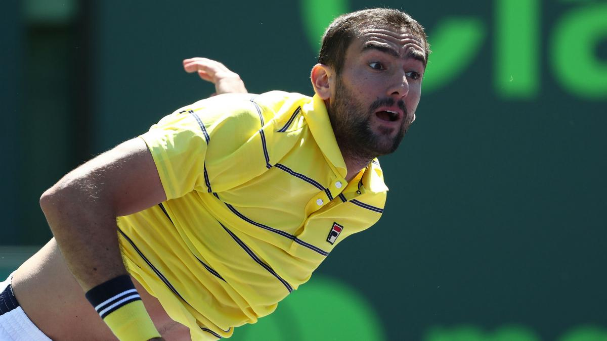 Knee pain forces Cilic to withdraw from Madrid