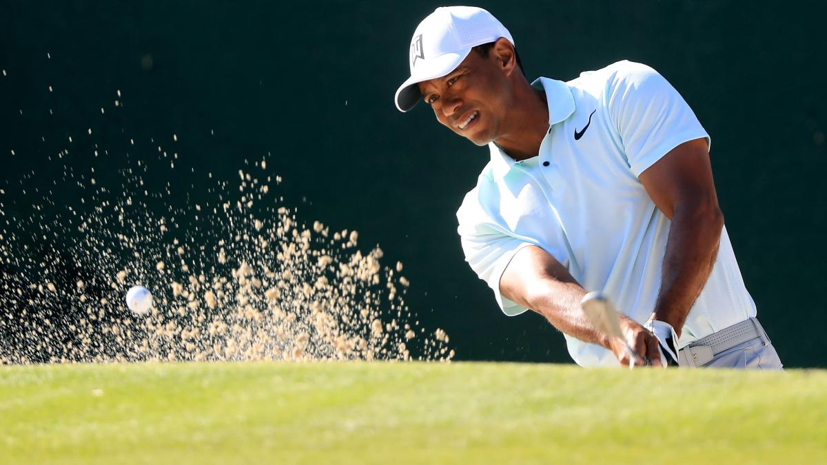 Woods, McIlroy just make cut as Malnati leads