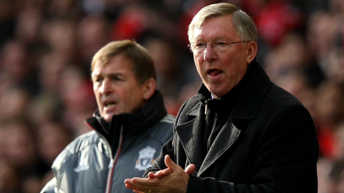 Liverpool wish 'great friend' Ferguson well after brain haemorrhage