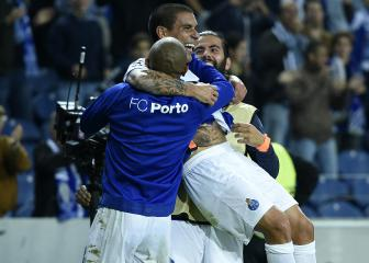 Porto end Benfica's run as Portuguese champions