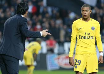Mbappé wanted to join Real or Barcelona, claims Emery