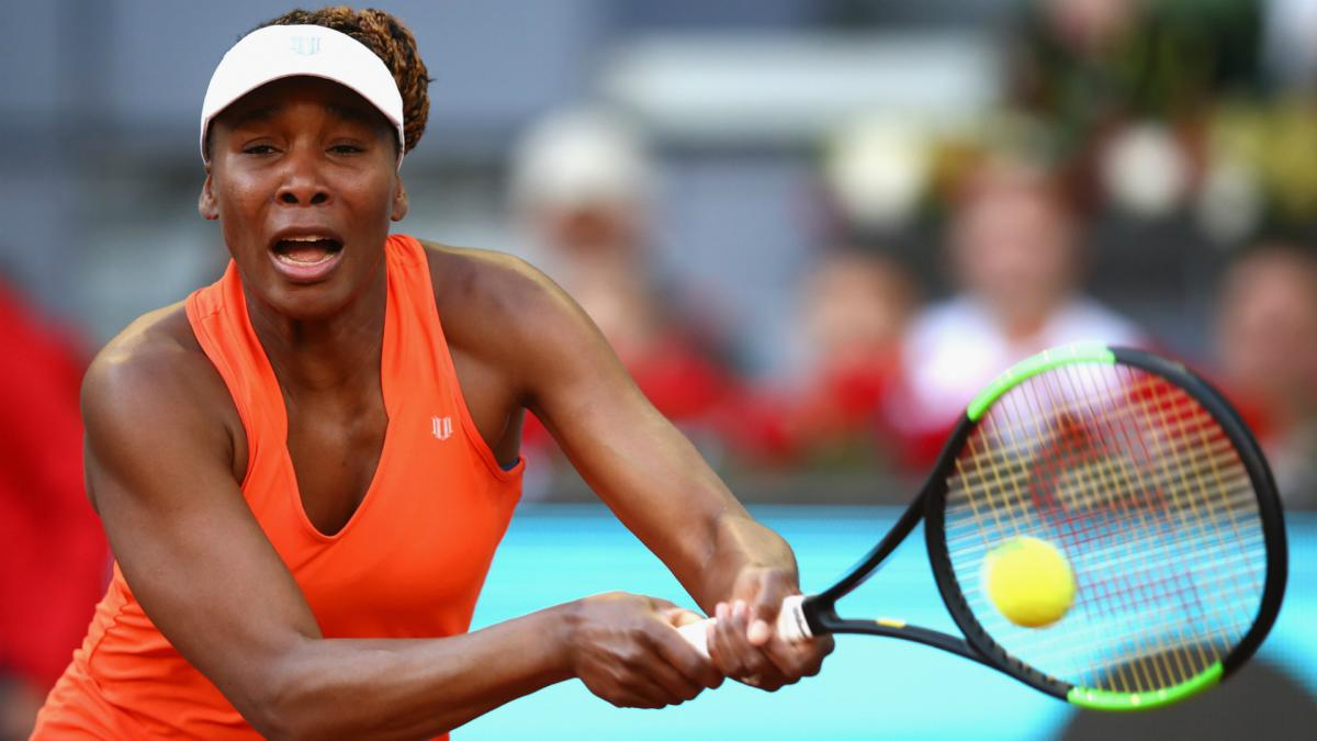 Ostapenko, Williams & Vandeweghe crash out on day one in Madrid