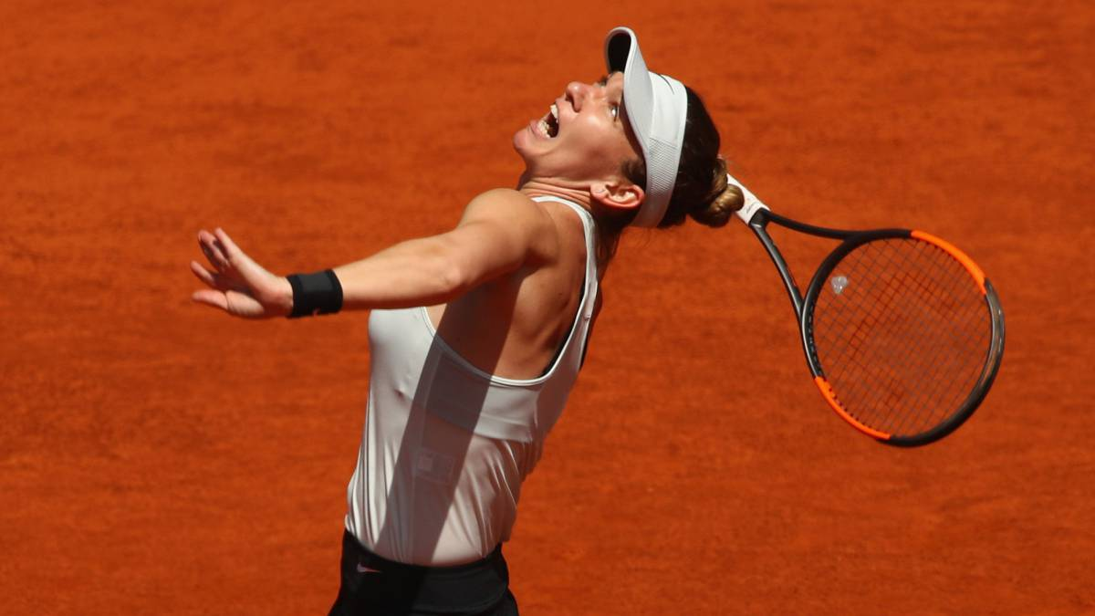 Makarova no match for dominant Halep in Madrid