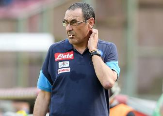 It might be best to leave Napoli when there's still reciprocal love – Sarri