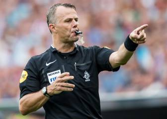 UEFA designate Björn Kuipers to officiate Europa League final