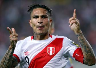 Peru captain Guerrero confident of being cleared for Russia