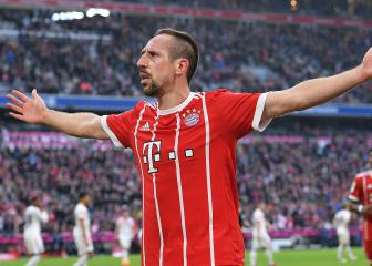 Ribery signs new deal with Bayern Munich