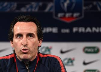 Unai Emery looking to leave PSG on a high in French Cup final