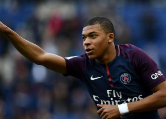 Mbappe is the next Messi, says Eto'o