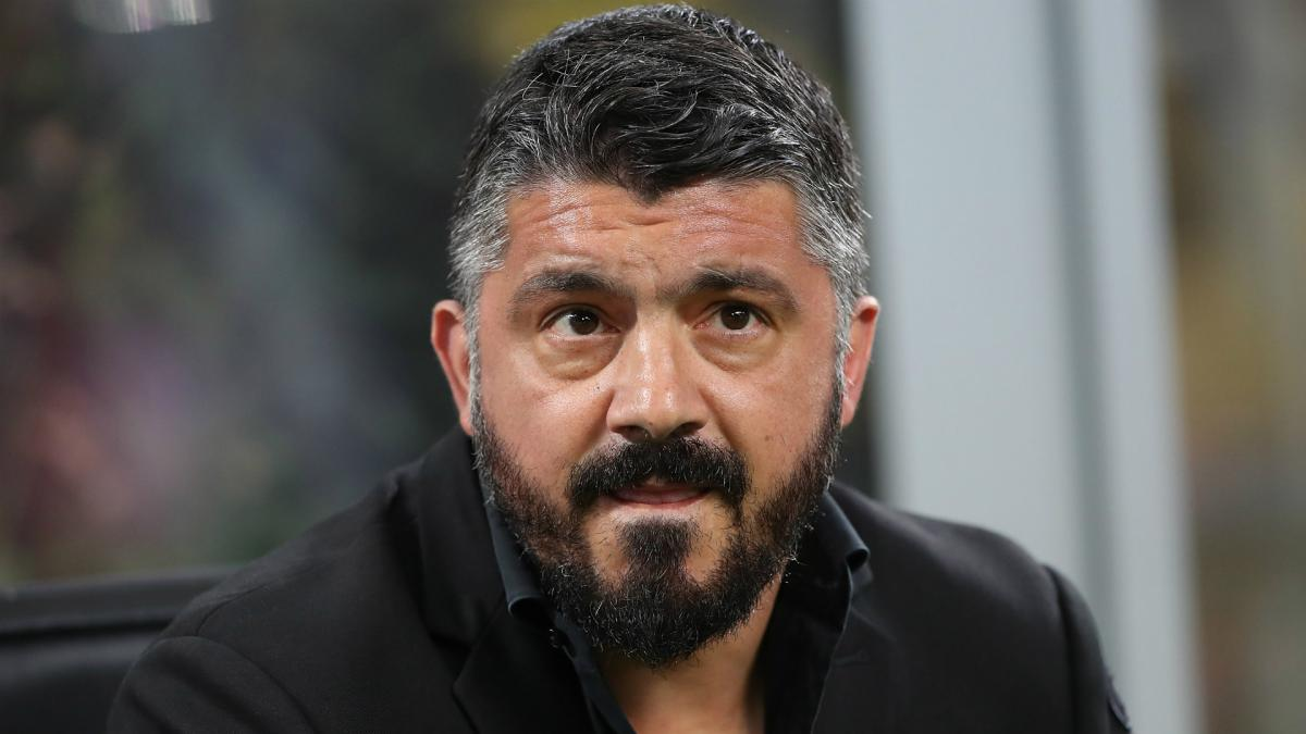 Gattuso: I ate a snail to relieve tension
