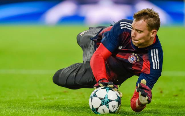 cbe85909217 Neuer doubts over World Cup as Heynckes rules out return this season ...