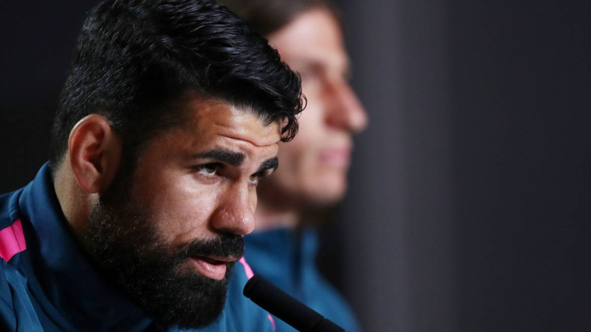 "Costa: ""If Griezmann wants to go, he has to make history here first"""