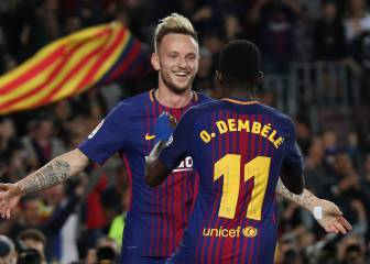 Ousmane oozes quality as Barça canter to victory