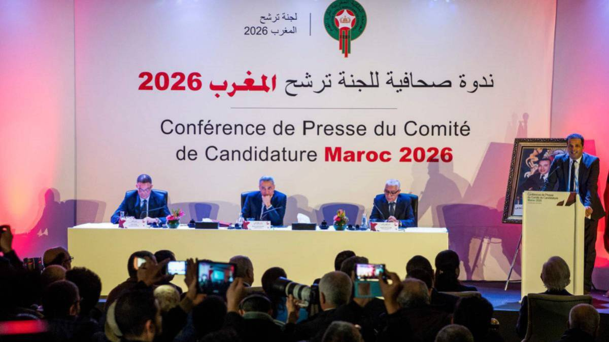 South African government will not support Morocco's World Cup bid, says sports minister