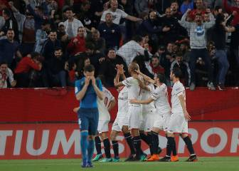 Sevilla tear Real Madrid apart as trouble in LaLiga continues
