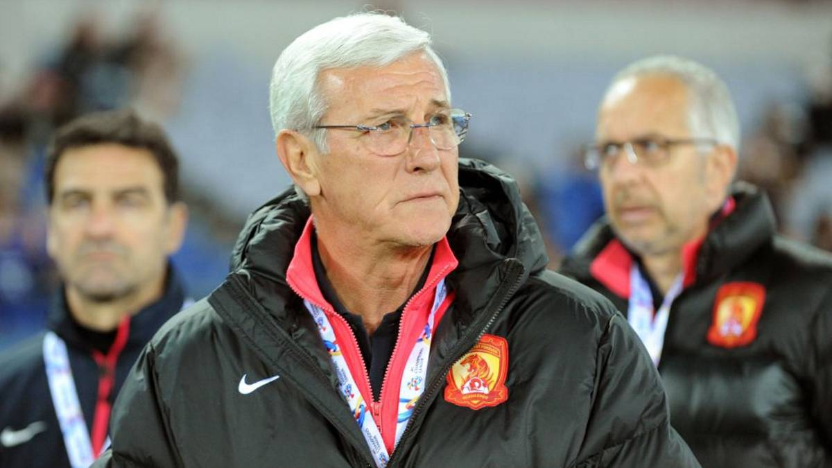 Lippi ready to bring fresh blood into China national team