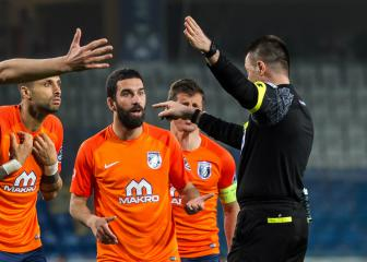 Arda Turan banned for 16 games for pushing official