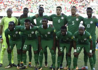 Nigeria to face Atlético in a friendly in Uyo on 22 May