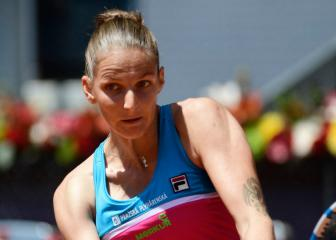 Pliskova brings Halep's Madrid dominance to an end
