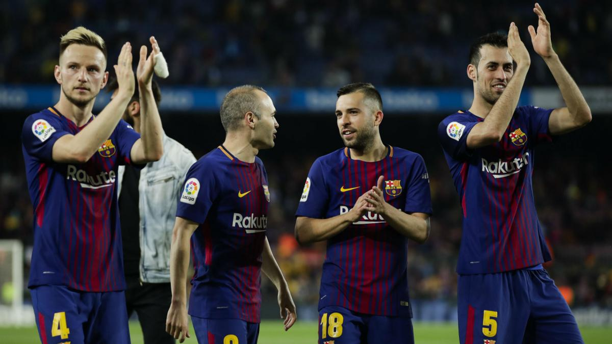 If you don't like Iniesta, you don't like football – Rakitic