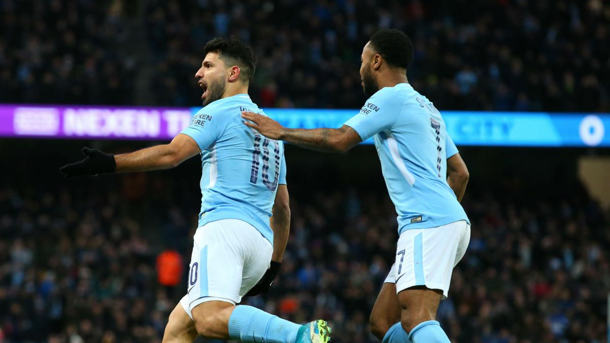 Aguero and Sterling going nowhere, Guardiola insists
