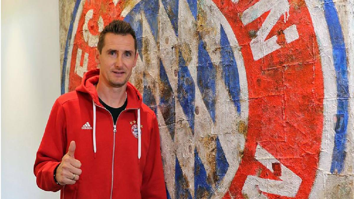 Klose returns to Bayern Munich
