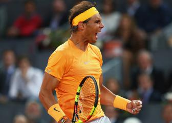 Red-hot Nadal refuses to dwell on ATP record
