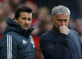 Mourinho's long-time ally Faria to leave Manchester United