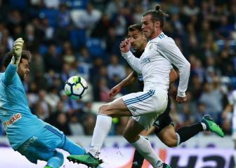 Real Madrid boss Zidane lavishes praise on brilliant Bale