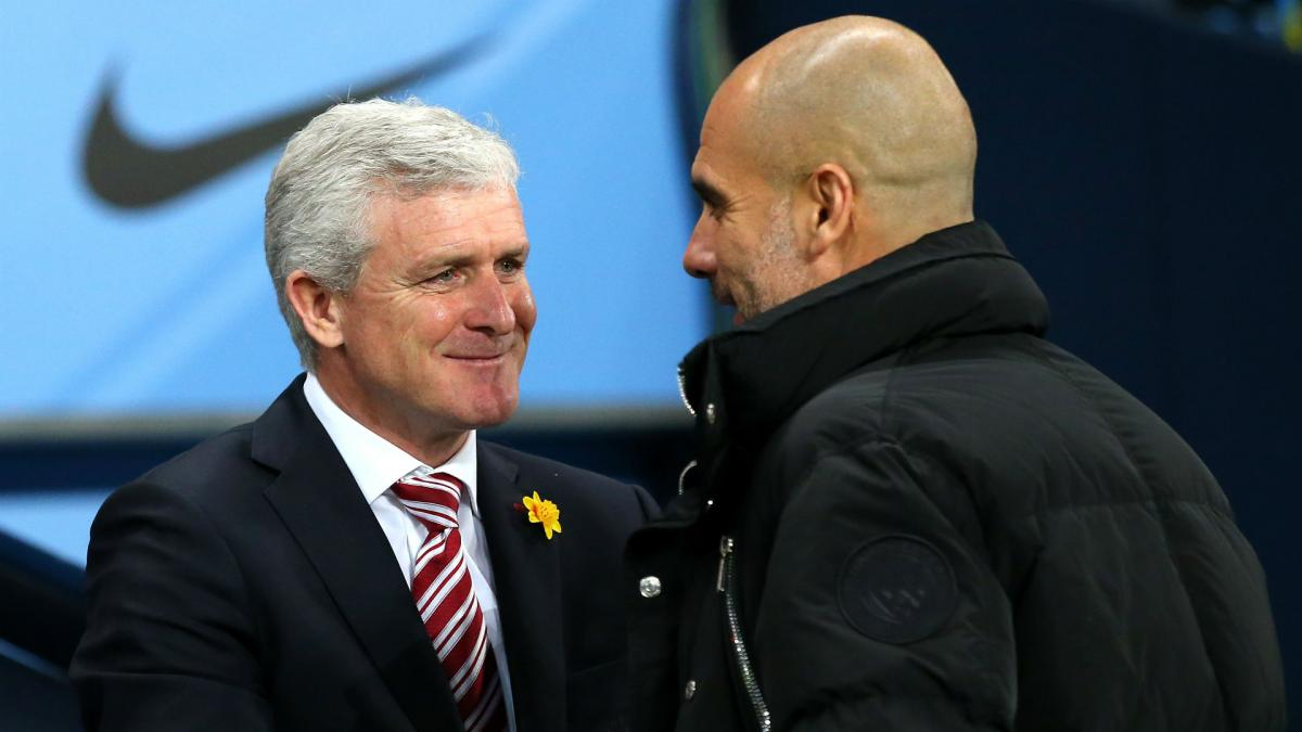 Man City not 'huge power' in world football like United, says Hughes