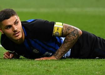 Mauro Icardi unsure over Inter future, admits he could leave