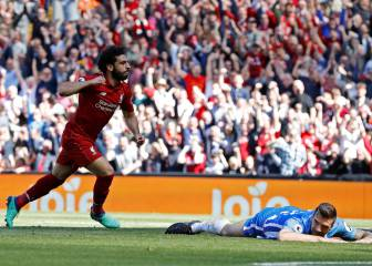 Mo limits! Salah sets new Premier League scoring record