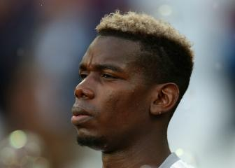 Pogba favours Champions League & World Cup over Ballon d'Or 'dream'