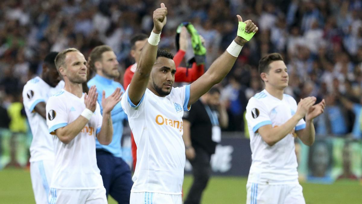 From scraping through to contentious Salzburg success - Marseille's road to the Europa League final