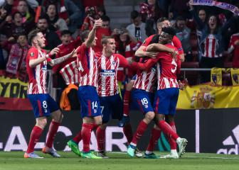 From Champions League exit to gunning down the Gunners - Atletico's road to the final