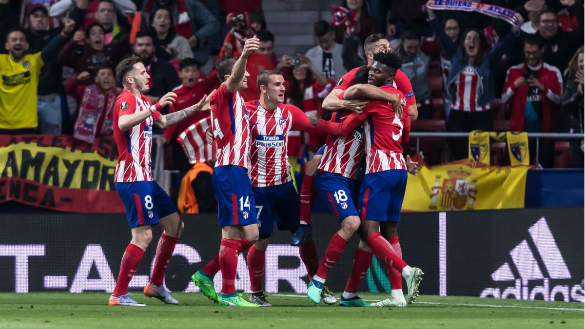 From Champions League exit to gunning down the Gunners - Atletico Madrid's road to the Europa League final