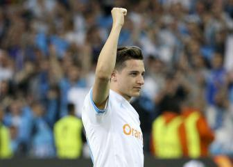 Marseille star Thauvin dreams of LaLiga and Bundesliga