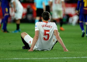 Barcelona target Lenglet yet to decide future, says agent