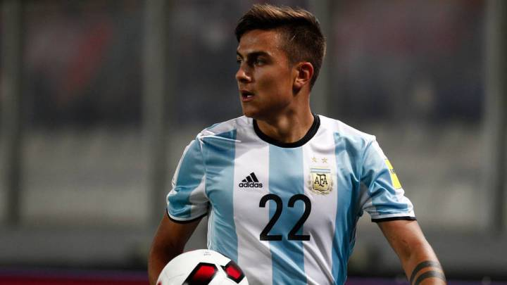 official photos 9f62c a1bc9 Icardi, Dybala in Argentina's provisional World Cup squad ...