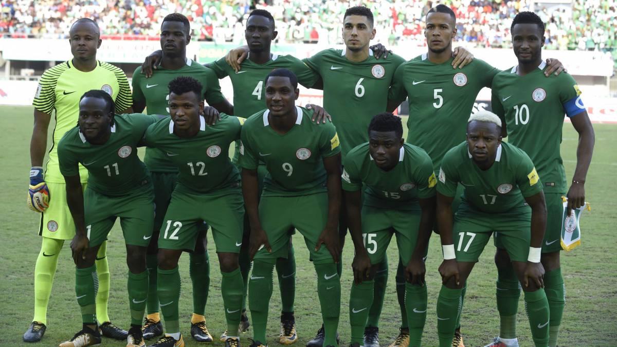 008b96fef Nigeria announce 30-man provisional World Cup squad - AS.com