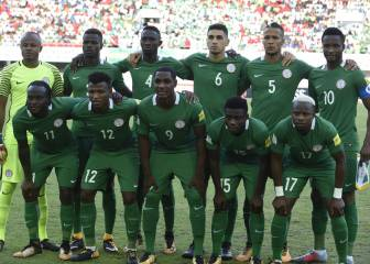 Nigeria announce 30-man provisional World Cup squad