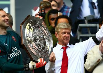 Cech urges Arsenal to continue Wenger's legacy