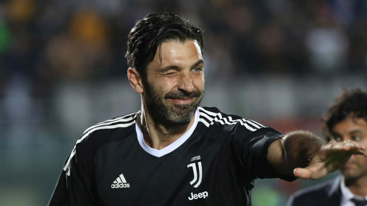 Buffon expected to announce future on Thursday