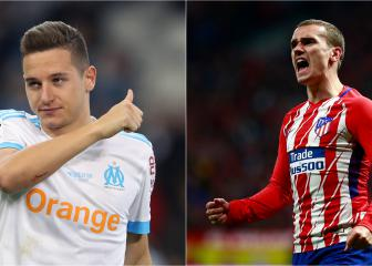 Griezmann vs Thauvin: France's best forwards in Europa final