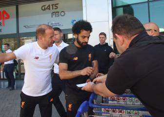 Liverpool begin three-day getaway in sunny Marbella