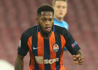 United and City target Fred wants to leave Shakhtar for bigger club