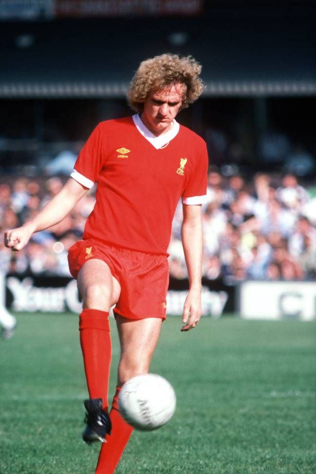 Back in the day | Phil Thompson, Liverpool