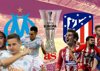 Europa League Final 2018: Marseille - Atlético Madrid live