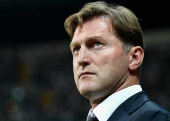 Hasenhuttl leaves RB Leipzig